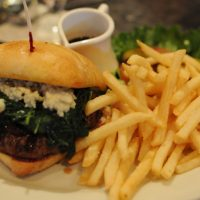 Burger Bar at Mandalay Place; Las Vegas