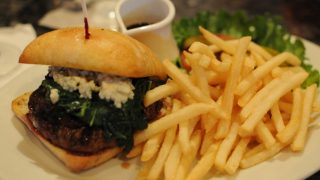 Burger Bar at Mandalay Place; Las Vegas