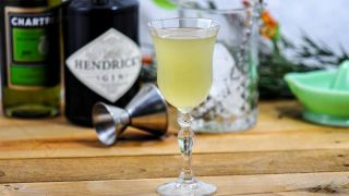 The Lumiere - A Gin Cocktail