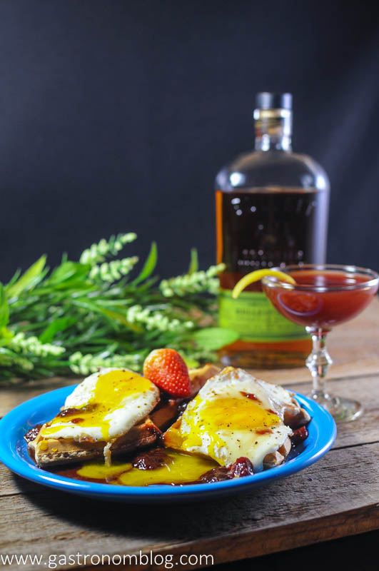 Balsamic Strawberry Smash | The GastroNom