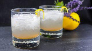 Gin & Jam - A Gin Cocktail