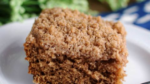 Moist Coffee Cake