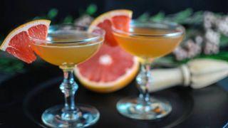 RIo Rose Cocktail - A Bourbon Cocktail