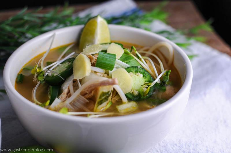 Crockpot Pho - Slow Cooker Soup Recipes | Gastronom Cocktails