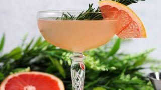 The French Tart - Elderflower Cocktail