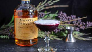 The Black Scot - A Scotch Cocktail