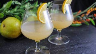 Truffled Anjou - A Vodka Cocktail