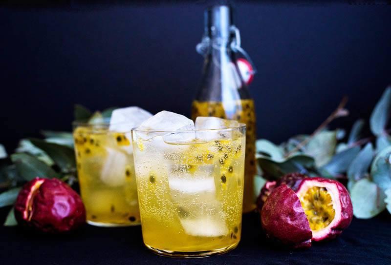 Lilikoi Passionfruit cocktail