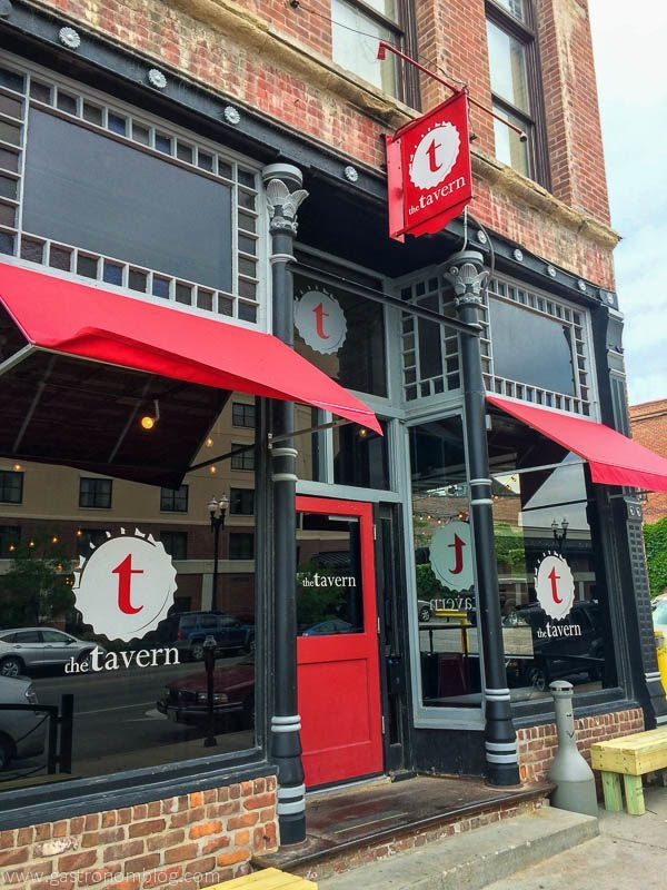 The Tavern, Old Market, Omaha, Nebraska