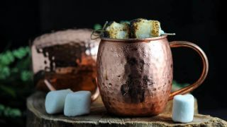Campfire Mule - Fun Moscow Mule Recipes
