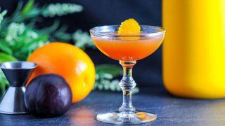 The Lucky Lucano Cocktail - Italian Amaro