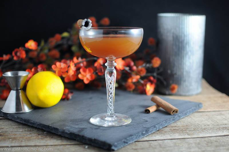 The Clove and Cider Cocktail