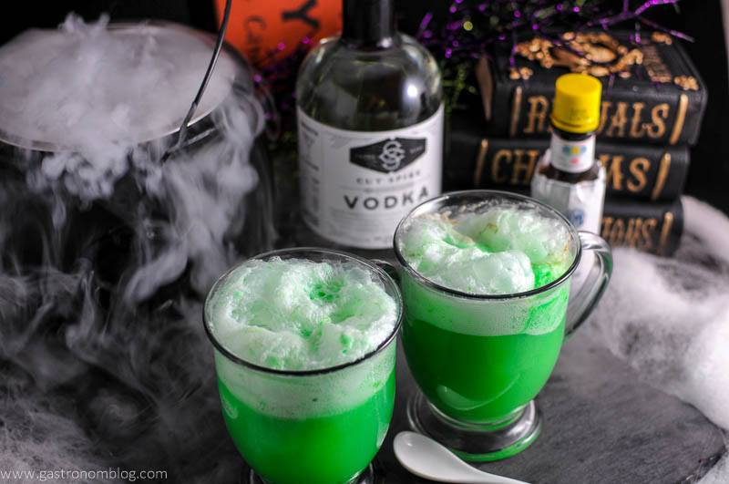 Polyjuice Potion Recipe Harry Potter Punch Gastronom Cocktails