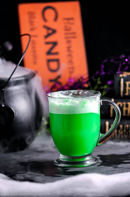 Polyjuice Potion - a Vodka Punch