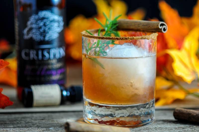 The Autumn Pear A Bourbon Cocktail