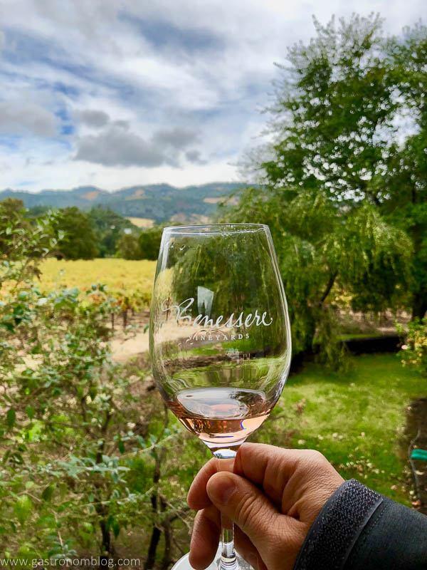 Wine at Benessere