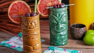 The Rambler's Ruby - A Tiki Cocktail