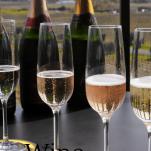 Champagne tasting at Gloria Ferrer