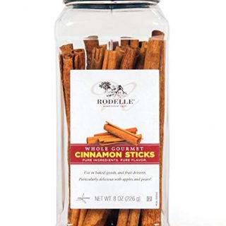 Rodelle Cinnamon Sticks, 8 Ounce