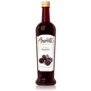 Amoretti Premium Syrup, Boysenberry, 25.4 Ounce