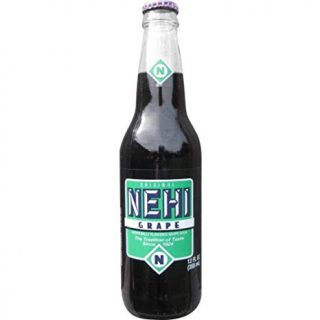 Nehi Grape Soda, 12 Ounce (12 Glass Bottles)
