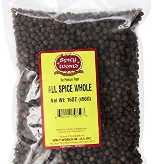 Spicy World Whole Allspice, 16 oz