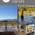 Views from 3 wineries in California