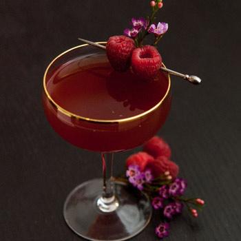 The Divine Damiana Valentine Cocktail