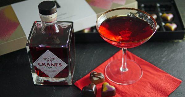 Valentine Love Potion Cocktail