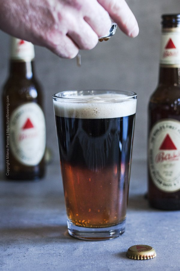 Black and Tan Beer - All About the Layered Drink - Craft Beering