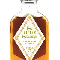 THE BITTER HOUSEWIFE Cardamom Bitters, 100 Milliliter