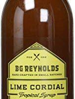 BG Reynolds' Lime Cordial (375ml)