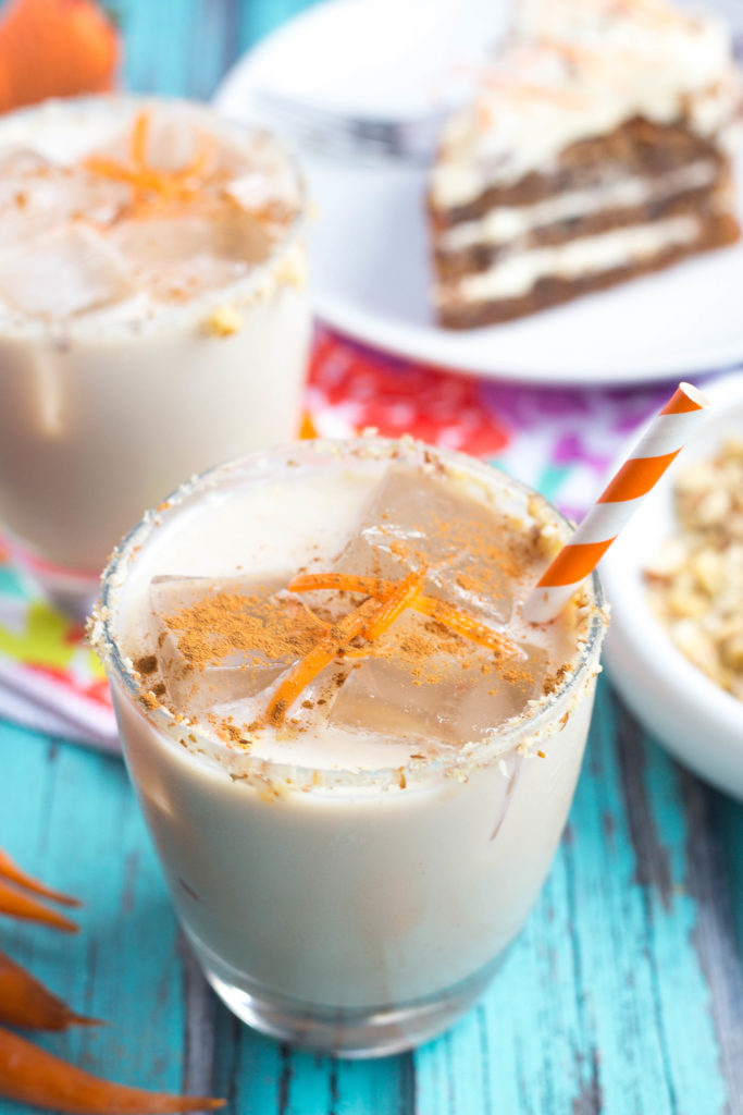 Carrot Cake White Russian