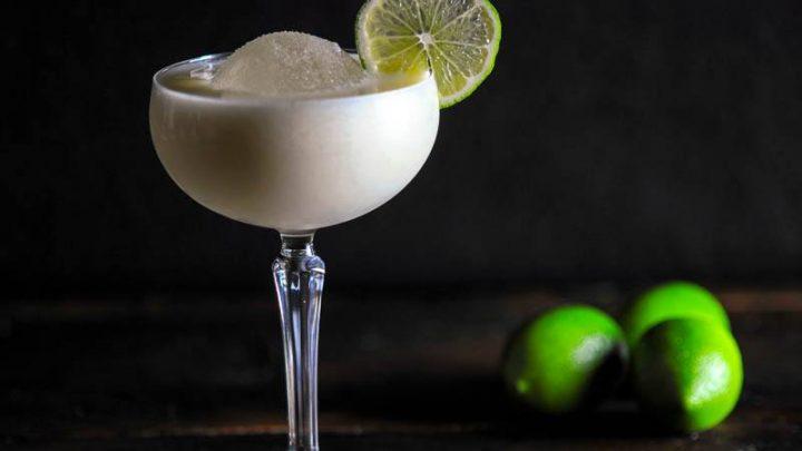 White Chocolate Gimlet - Gin Cocktail