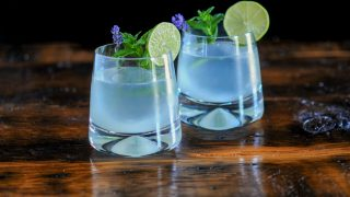 Gin Limeade Cocktail Recipe