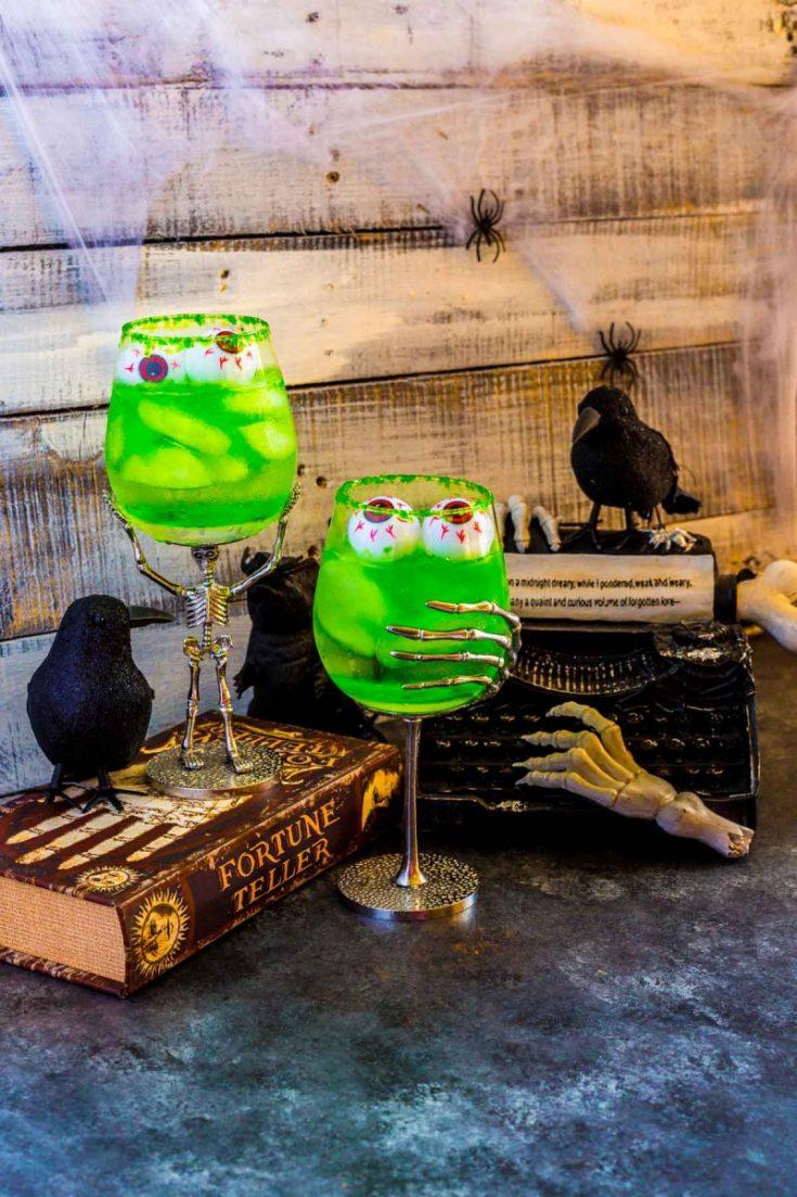 Grave Digger Halloween Cocktails