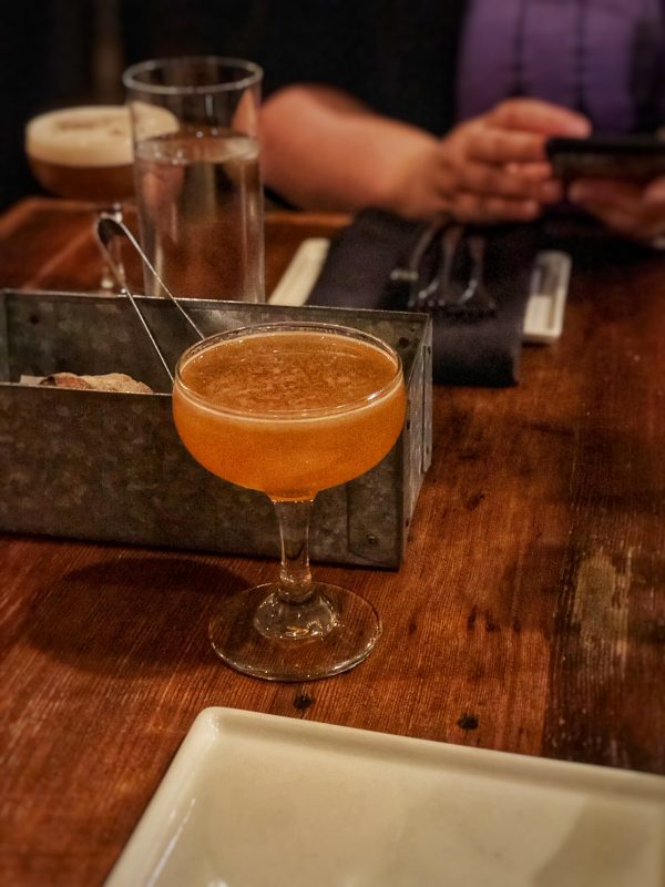 Cocktail at Brazen Open Kitchen